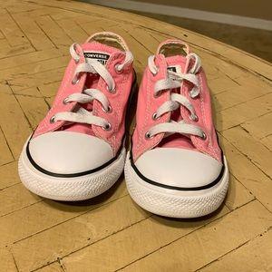 Converse All Star Bubble Gum Pink 10 Girls Toddler